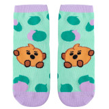 Kpop BTS Bangtan Boys BT21 Socks Cute Pattern Socks CHIMMY COOKY KOYA MANG RJ SHOOKY TATA