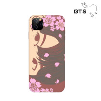 Kpop BTS Phone Case Bangtan Boys Hand-painted Protective Cover for iphone11/XS/XR anti-fall Hard Shell