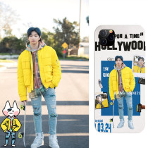 Kpop WANNA ONE Phone Case Daniel Mobile Phone Shell Protective Sleeve for iphone11/XS Anti-fall Hard Shell
