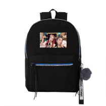 Kpop Red Velvet Backpack Mini Album Monster Backpack Backpack Casual Canvas School Bag