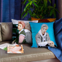 Kpop EXO-SC Pillow Case Vol. 1 Return Pillow Case 3D Digital Printed Sofa Cushion Single Pillow Chanyeol Sehun