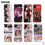 Kpop BLACKPINK Phone Case How You Like That Mobile Phone Case Suitable for iphone Anti-drop Protective Case