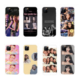 Kpop BLACKPINK Phone Case Album How You Like That Mobile Phone Case Suitable for iphoneXS Phone Case