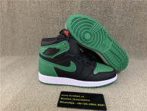 Authentic Air Jordan 1 Pine Green GS size