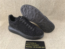 Authentic AIex&McQueen Black Sneakers (21)