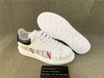Authentic AIex&McQuen White sneakers (24)