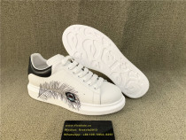 Authentic AIex&McQuen White sneakers (22)