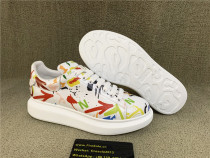 Authentic AIex&McQuen White sneakers (25)