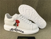 Authentic AIex&McQuen White sneakers (21)