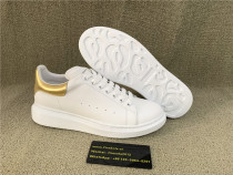 Authentic AIex&McQuen White sneakers (23)