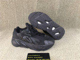 "Authentic yzy 700 adidas Yeezy Boost 700 MNVN ""Black"""