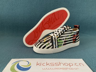 Authentic Christian Louboutin Low Top (87)