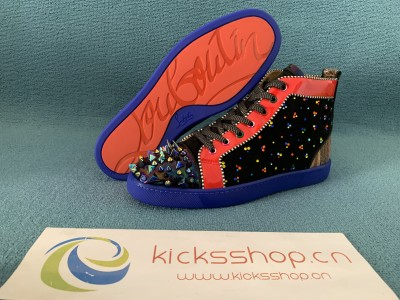 Authentic Christian Louboutin High Top (129)
