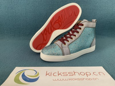 Authentic Christian Louboutin High Top (131)
