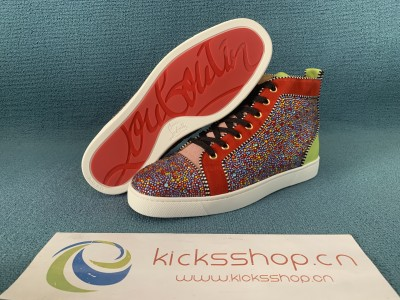 Authentic Christian Louboutin High Top (132)