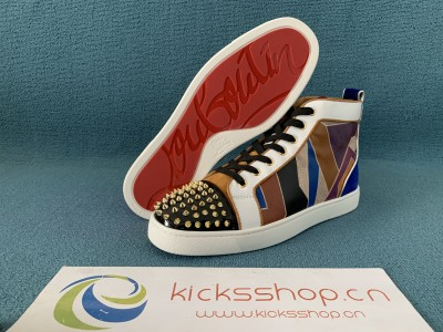 Authentic Christian Louboutin High Top (135)