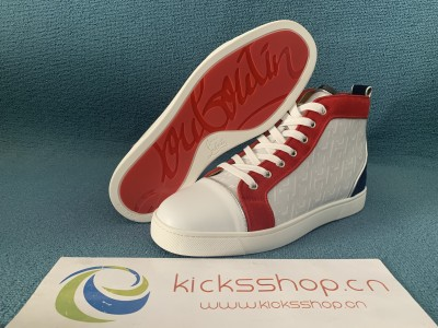 Authentic Christian Louboutin High Top (136)