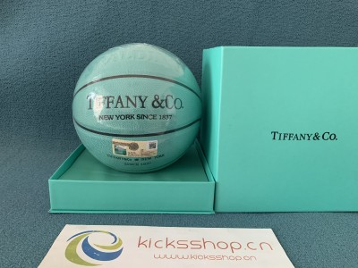 Tiffany&Co. X Spalding Basketball