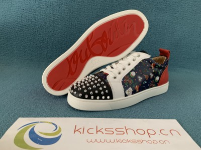 Authentic Christian Louboutin Low Top (88)