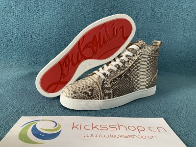 Authentic Christian Louboutin High Top (138)