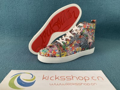 Authentic Christian Louboutin High Top (139)