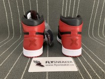 Authentic Air Jordan 1 banned   X  On Back