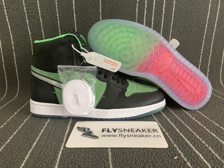 "Air Jordan 1 High Zoom ""Rage Green"""