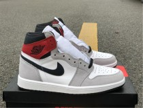 "Authentic Air Jordan 1 High OG ""Particle Grey"""