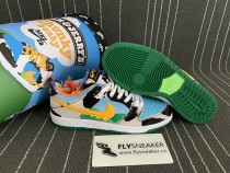 Ben & Jerry's x Nike SB Dunk Low with special pack