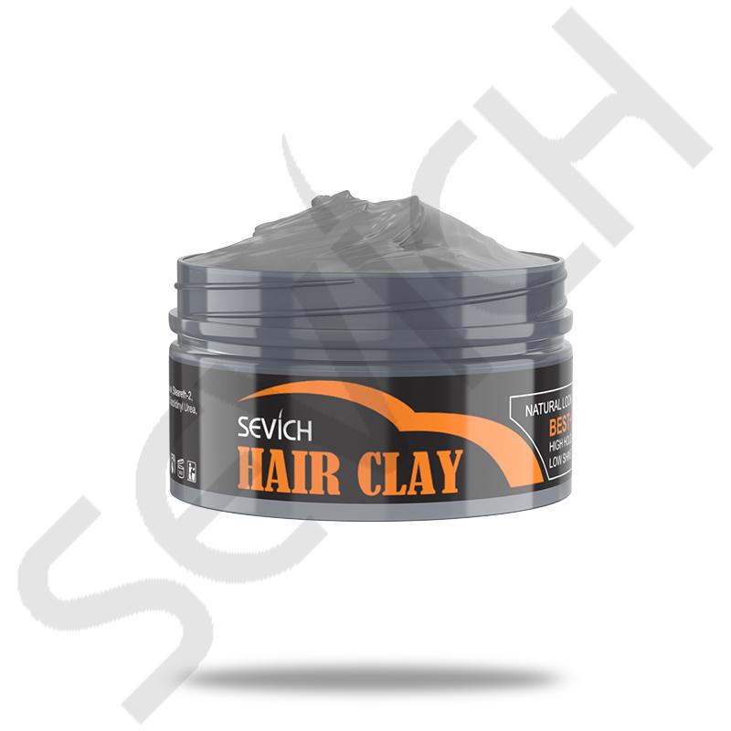 Sevich Hair Clay New Hair Wax Gel Clay