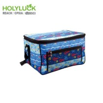 Large Capacity Wine Picnic Bag Eco Friendly Fish Cooler Bag For Outdoor