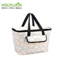 Waterproof Outdoor Picnic Lunch Bag Reusable Picnic Basket Cool Bag Cooler Bag