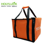 Small Reusable Insulated Grocery Pizza Bag Ideal Custom Food Delivery Bag