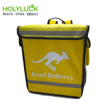 Holy Luck Large Delivery Food Backpack Courier Grocery Delivery Bag For Uber Eats