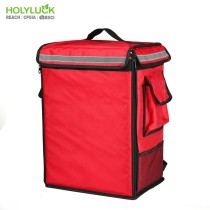HOLYLUCK High Quality Delivery Food Bag Insulated Food Delivery Bag Backpack