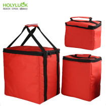 HOLYLUCK High Quality Delivery Bag Three Bags In A Set Insulated Food Delivery Bag