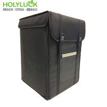 Top Loading Cycle Bike Moped Courier Backpack for Pizza Food Insulated Delivery Bags