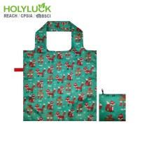Holy Luck Eco Friendly Vegetable Shopping Bag Best Gift Fox Reusable Carry Bag