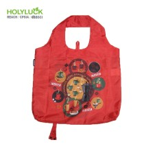 Rpet Red Shopping Bag Customize