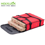 Commercial Quality Pizza Delivery Bag Insulated Best Premium Food Delivery