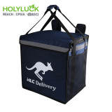 Commercial Quality Grocery  Food Delivery Backpack Bag Extra Strength Zipper and Thick Insulation