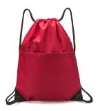 HOLYLUCK Men & Women Sport Gym Sack Drawstring Backpack Bag