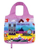 HOLYLUCK Reusable Grocery Bag Eco Friendly Shopping Carry Bag