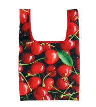 Pretty Soft Recycled Shopping Bags Foldable Shopper Can Customized Your Own Logo