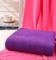 70x140 - High Quality Purple Fiber Bath Towel