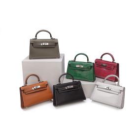 Mini portable women's Messenger Shoulder Bag