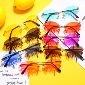 Fashion trend funny Sunglasses