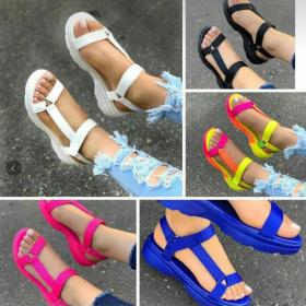 Women's sandals in large size