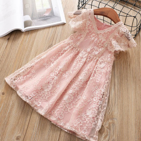 Flying sleeve Princess Dress