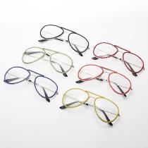 Adult metal link Sunglasses